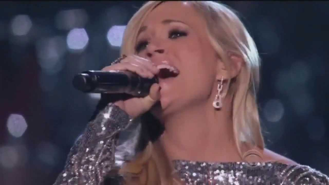 How Great Thou Art Youtube Carrie Underwood