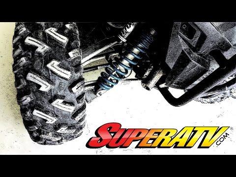 How To - SuperATV Rhino Axles - YouTube