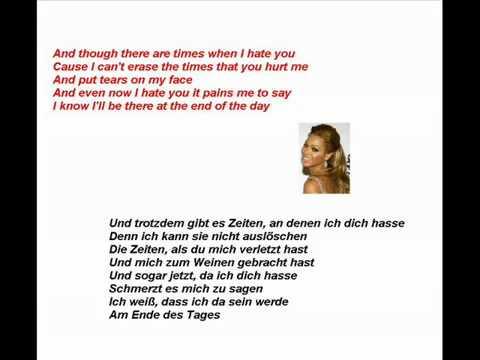 Beyonce broken hearted girl deutsche übersetzung