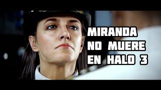 Halo | ¿Que Pasaría Si Miranda Keyes No Muere En Halo 3?