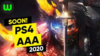 15 Upcoming Triple A Ps4 Games Of 2020 | Whatoplay