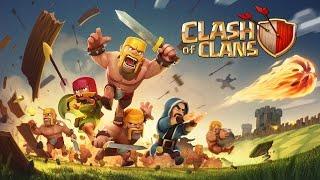 Clash Of Clans Oynuyoruz Türkçe #2 Klan Acildi! Dolusun!