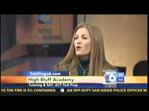 HIGH BLUFF ACADEMY  JILL DUOTO  XETV-TV  10-2-11 8am-1.wmv