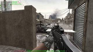 CALL OF DUTY 4 MODERN WARFARE - MULTIPLAYER GAMEPLAY PC