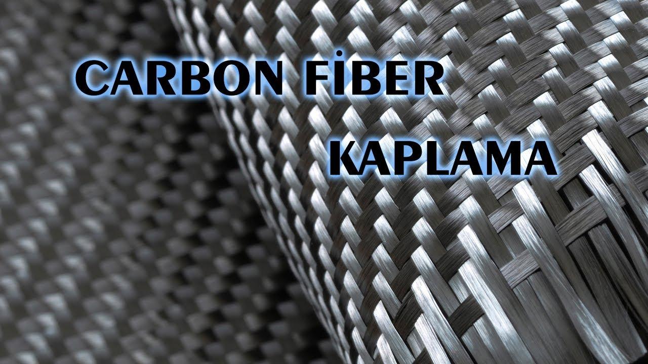 karbon fiber kaplama nas l yap l r carbon fiber vinyl covering make youtube. Black Bedroom Furniture Sets. Home Design Ideas
