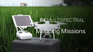 P4 Multispectral | Mapping Missions