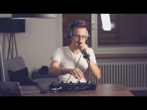 Hans Beatbox - Feeling Good (Loopstation Live Cover)