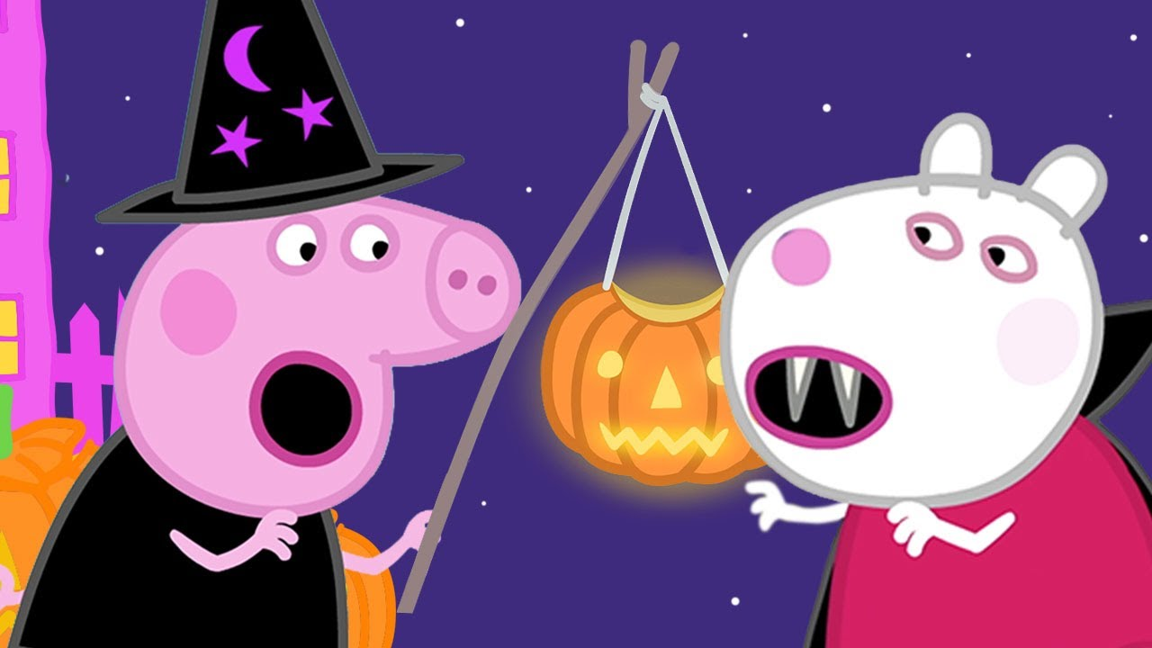 Download Peppa Pig Official Channel | Peppa Pig's Best Halloween Party