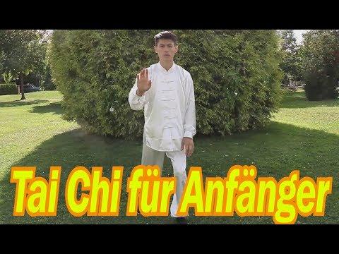 10 Einfache Tai Chi Übungen in 10 Minuten - Tägliches Tai Chi für ...