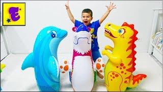 Егорка и Его Новые Друзья Игрушки !!!