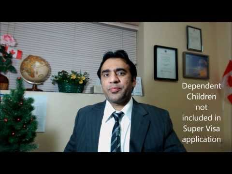 Parents Grandparents Super Visa Program