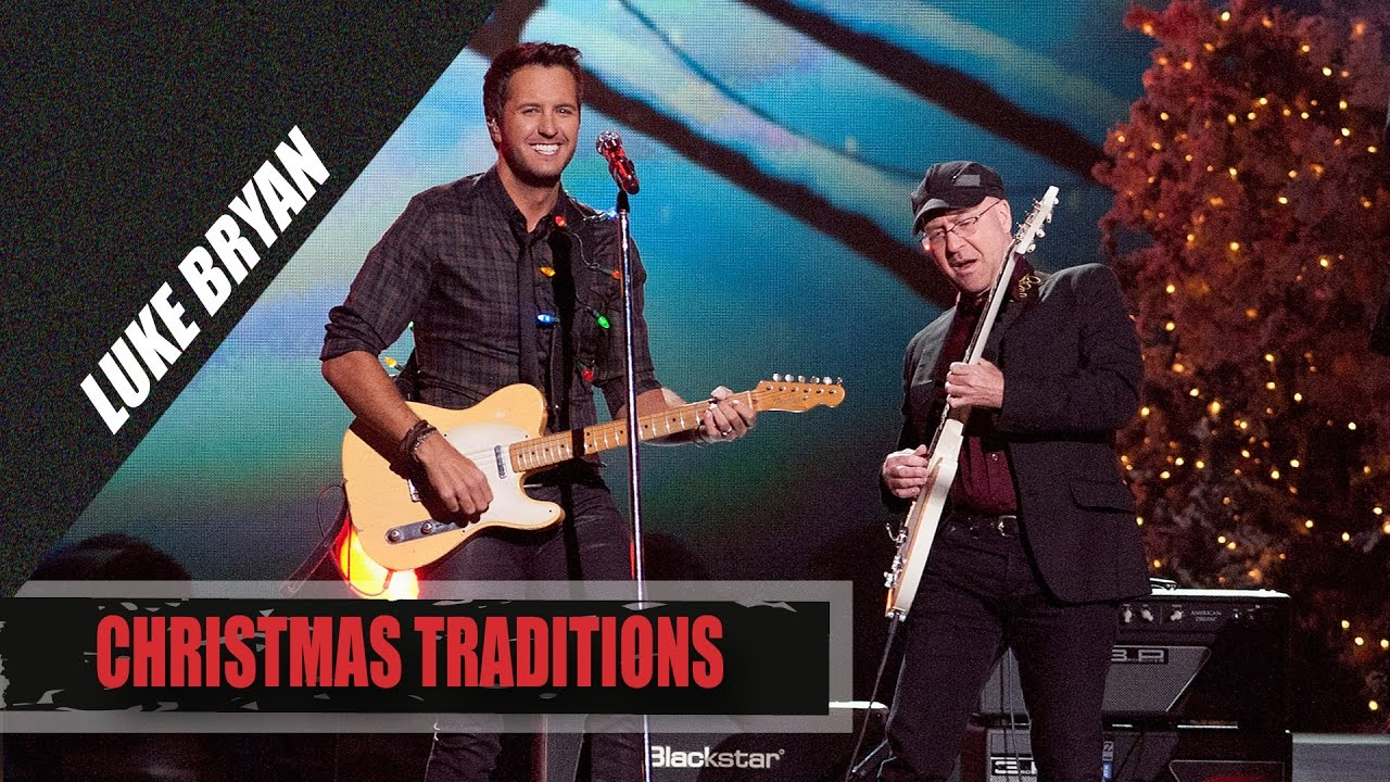 luke-bryan-country-christmas-traditions-taste-of-country
