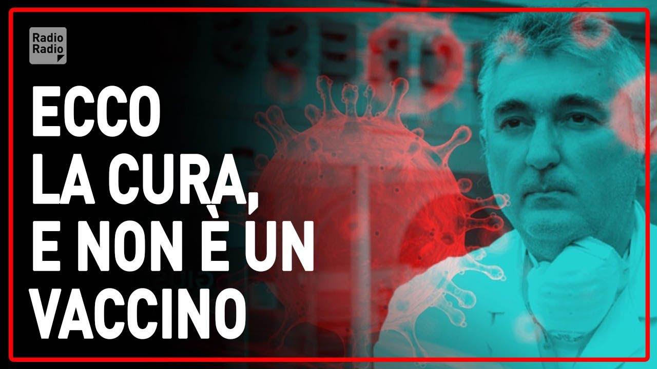 """Dr. De Donno: """"è più potente di un vaccino unico farmaco contro il virus"""""""