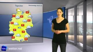 Winter im Anmarsch! (Mod: Meteorologin Christa Stipp von wetter.net)