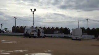 Club Motorhome Aire Videos - Armação de Pêra, Algarve, Portugal