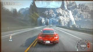 Need for Speed: Hot Pursuit - Racers - Wing and a Prayer [Race]