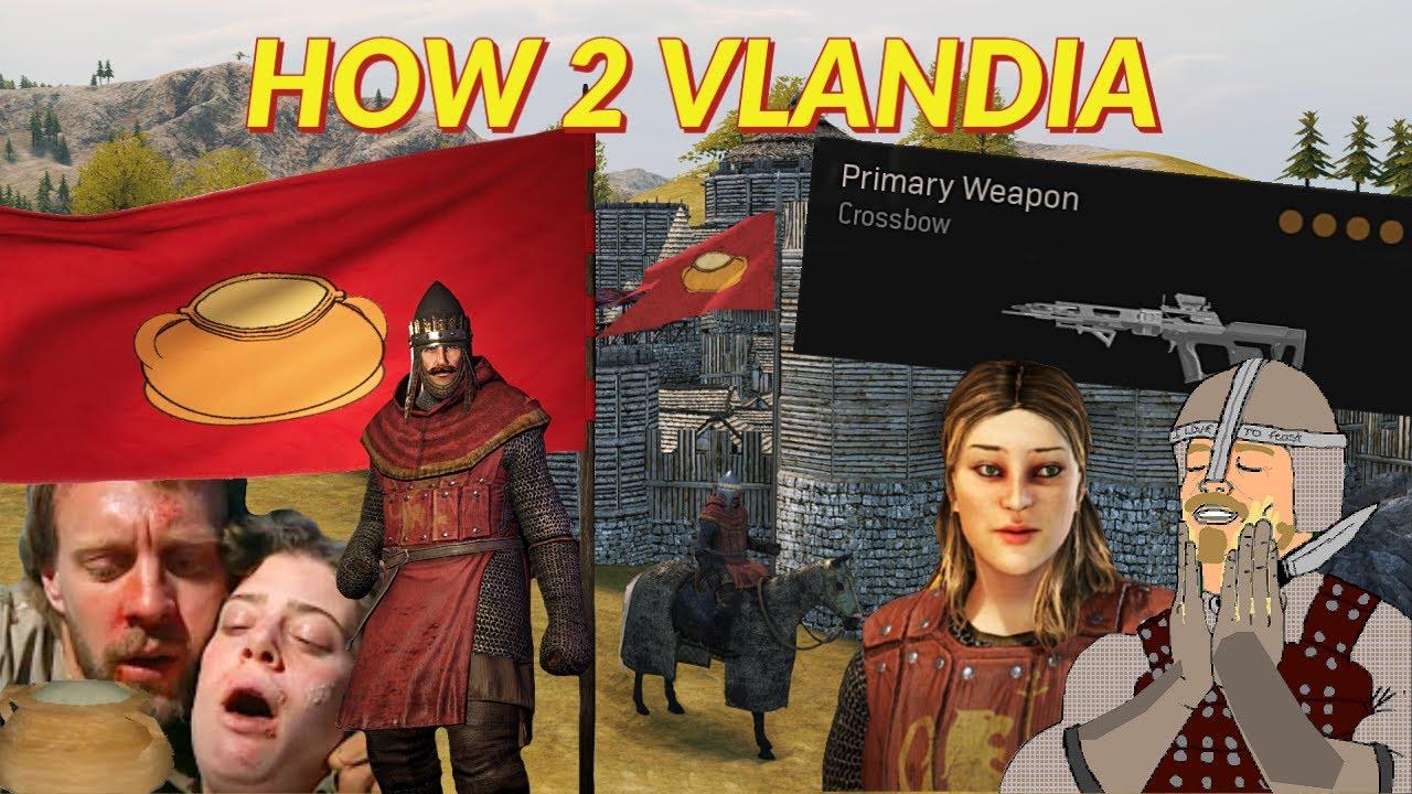 How to play the Kingdom of Vlandia
