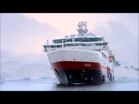 Hurtigruten comes to Antarctica