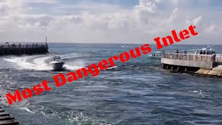 Most Dangerous Inlet In The Palm Beaches (Inlet Ocean Park) YouTube Videos
