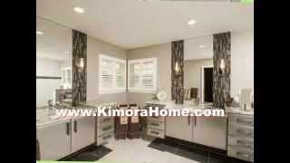 Cool Color Paint White And Gray Bathroom Wall Tile Designs