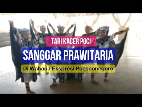 Tari Kacer Poci - Sanggar Prawitaria - Car Free Day WEP Gresik
