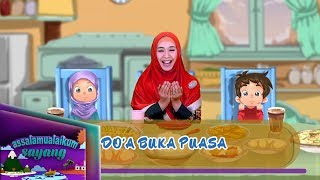 Doa Buka Puasa Oleh Oki Setiana Dewi - Assalamualaikum Sayang (19/5)