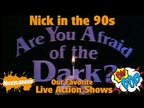 Nick in the 90s: Our Favorite Live Action Shows | DIS POP | 08/18/17