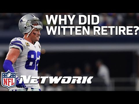 Why Did Jason Witten Retire & What Does this Mean for Dallas? | NFL Network