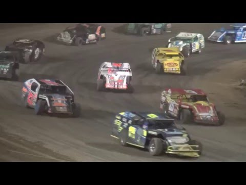 IMCA Modified feature Independence Motor Speedway 5/21/16