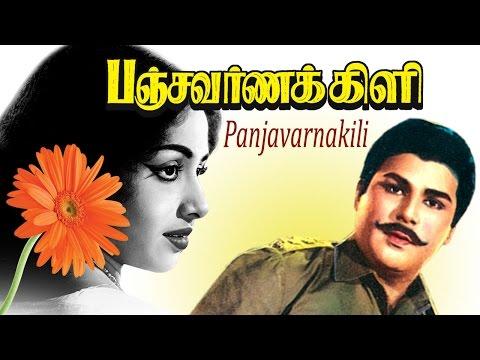 Panjavarna kili Tamil  full movie | பஞ்சவர்ணகிளி | Jaishankar | K.R.Vijaya | Muthuraman | Nagesh