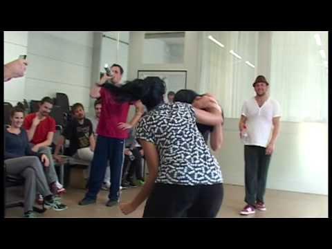 Moviefight at European Film Actor School