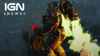 Fallout 4 Began With a Skyrim Xbox One Port - IGN News