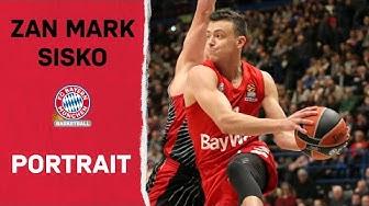 Zan Mark Sisko // FC Bayern Basketball Portrait