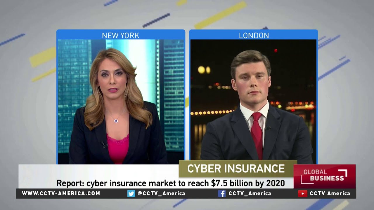VIDEO: Cyber attacks launch cyber insurance industry