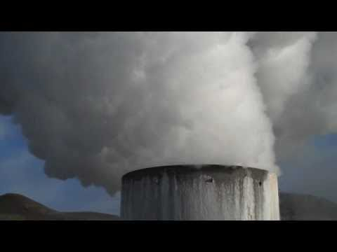 Daily Green: Geothermal in Iceland
