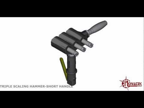 HD Triple Scaler - Short Handle