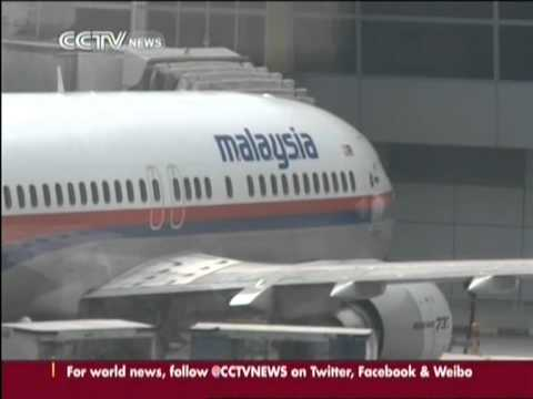 Last words from missing Malaysia airlines plane
