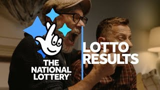 Lotto Results from Saturday 15th September 2018