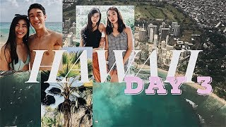 SHOPPING & POOL TIME! // Hawaii day 3