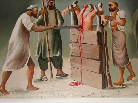 7 the most terrible executions in the world