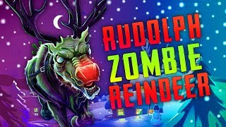 RUDOLF THE ZOMBIE REINDEER  (Call of Duty Zombies)