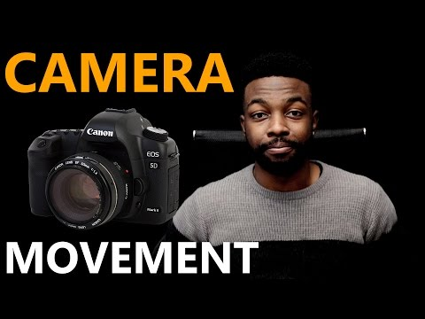 How To Create Camera Movement #TutorialTuesdays