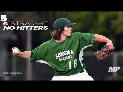 5 Straight No Hitters