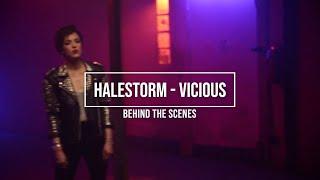 Halestorm - Vicious [Behind the Scenes]