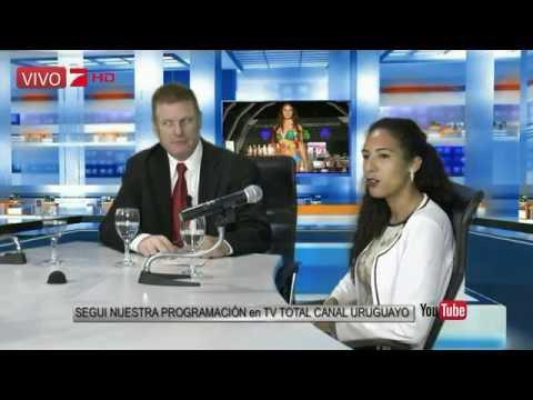 URUGUAY MODELS TV PRIMER PROGRAMA  14 de OCTUBRE