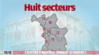 Elections municipales à Marseille : comment ça marche ?