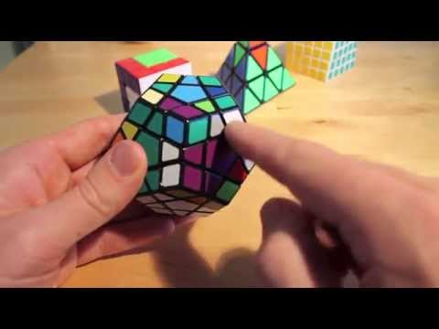 MegaMinx Solve Tutorial - Beginner Method - Super Easy - Full Steps for Last Layer!