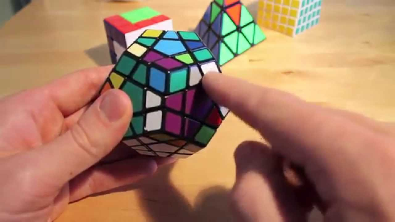 how to fix perady on a rubiks cube