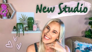 New Studio ll First Impressions with Makeup I won in a Giveaway