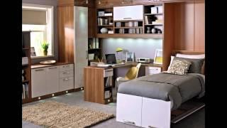 Home Office Built Bookcase Cabinet Desk Furniture Designs Photos Ideas